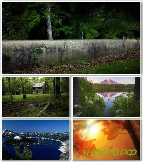 100 Удивительных пейзажей природы (часть 29)