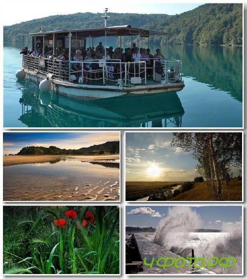 82 Удивительных пейзажей природы (часть 32)