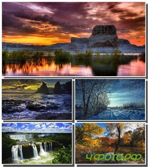 Качественные обои с прекрасной природой 2012 (Часть 2)