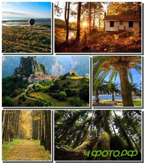 59 Удивительных пейзажей природы (часть 46)
