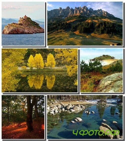 Новые пейзажи очаровательной природы 2012 (Часть 1)