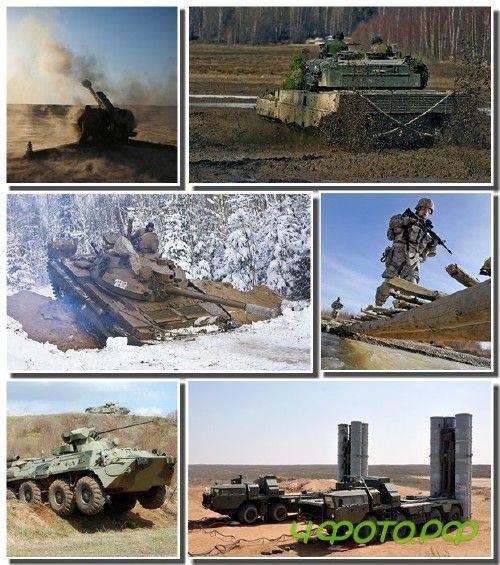 Обои - Военная техника и огнестрельное оружие
