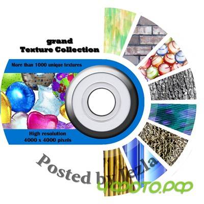Grand Texture Collection (Part 1)