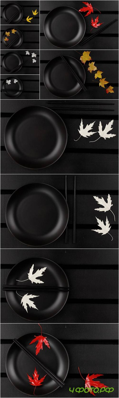 Photo Cliparts - Design Dishware
