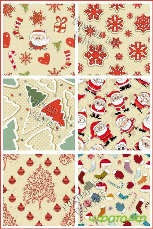 Patterns-vector-pack-christmas