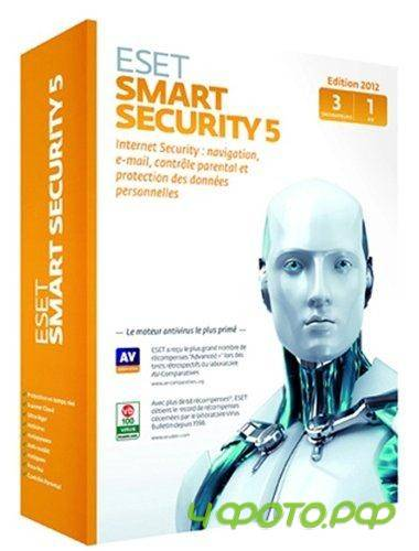 ESET NOD32 Smart Security 5.0.95.0 X86+X64 RePack AIO by SPecialiST (RUS)