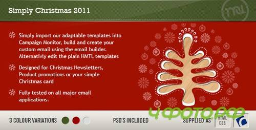ThemeForest - Simply Christmas 2 - Rip