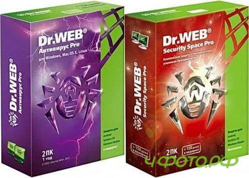 Dr.Web Security Space & Anti-Virus Dr.Web v 7.0.0.12130 Final