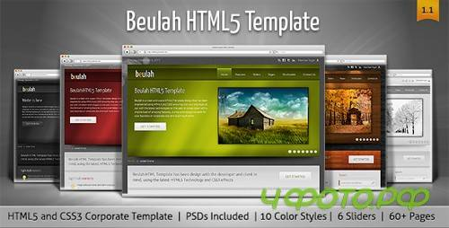 ThemeForest - Beulah - Corporate & Business HTML Template - RETAIL