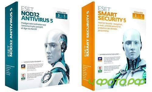 ESET NOD32 Antivirus/Smart Security Business Edition 4.2.76.1 Final (Rus)
