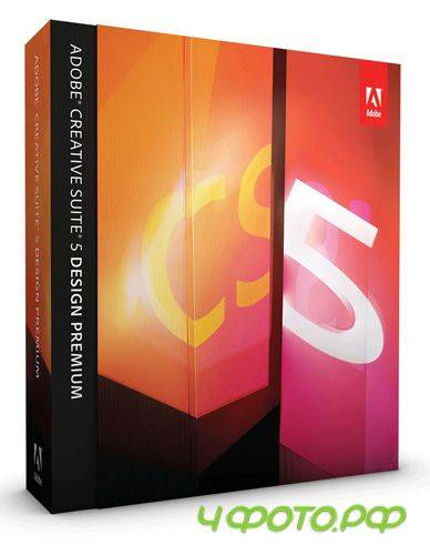 Adobe CS5 Design Premium Update (16.07.2010) [RUS/ENG]