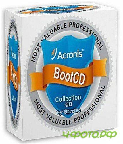 Acronis Boot CD Strelec 15.01.2012