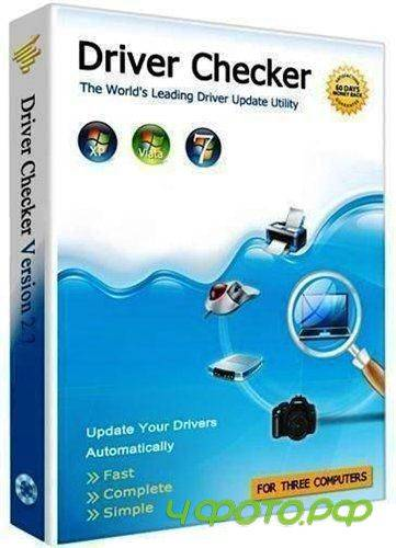 Driver Checker v2.7.5 Datecode 18.01.2012 Rus Portable