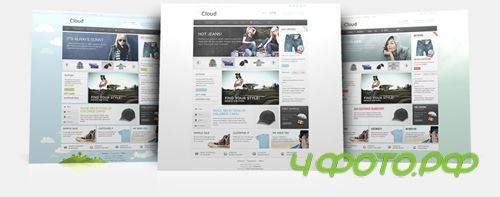 Cloud v1.0.5 – YooTheme Joomla J2.5 Template