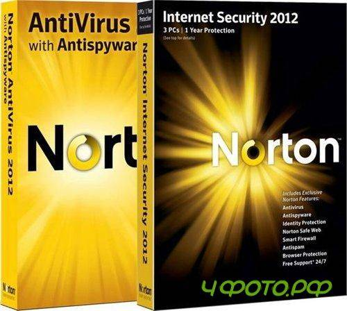Norton Antivirus | Internet Security 2012 19.5.0.145 Final