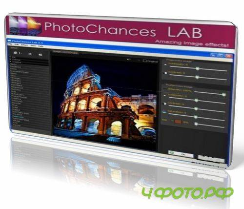 PhotoChances Lab 4.5 for Adobe Photoshop