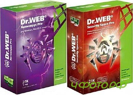 Dr.Web Anti-virus & Security Space 7.0.1.02061 Multilingual/RUS