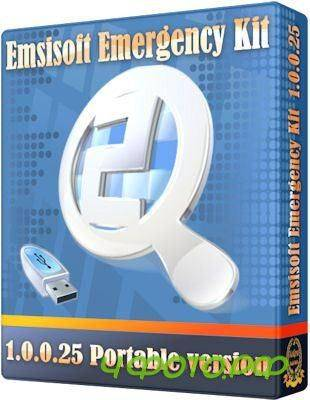 EMSISOFT Emergency Kit 1.0.0.25 (19.02.2012) Portable