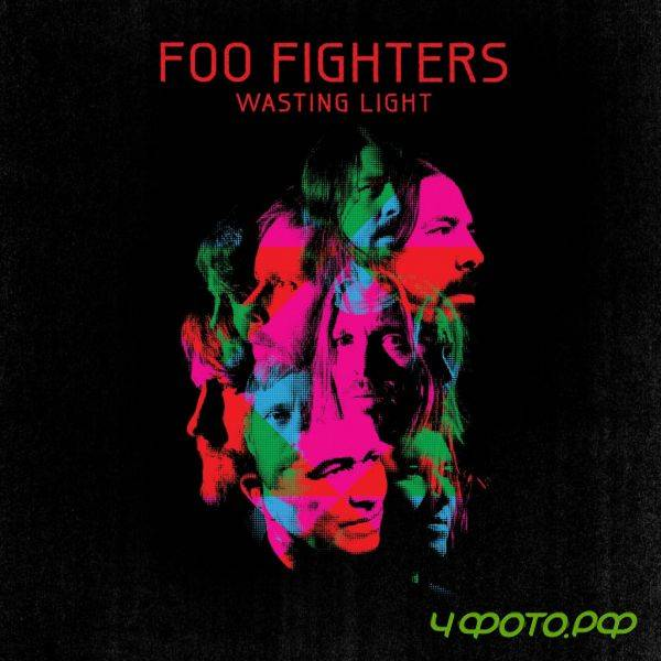 Foo Fighters 2011 - Wasting Light (2CD Deluxe Edition)