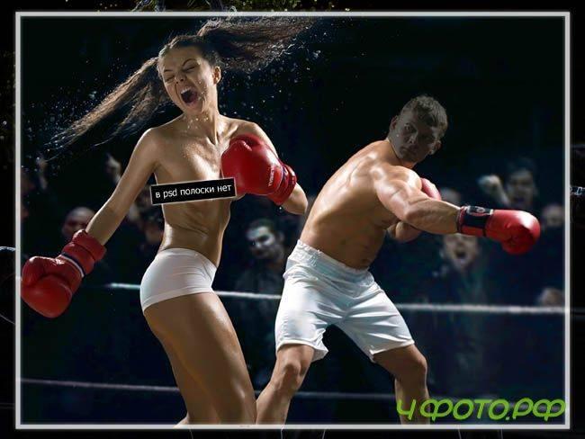 тело боксера фото