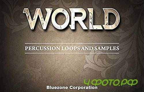 Звуковые библиотеки: World Percussion Loops and Samples