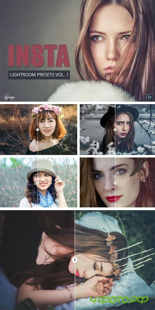 10 Insta Filter Lightroom Presets - 989621