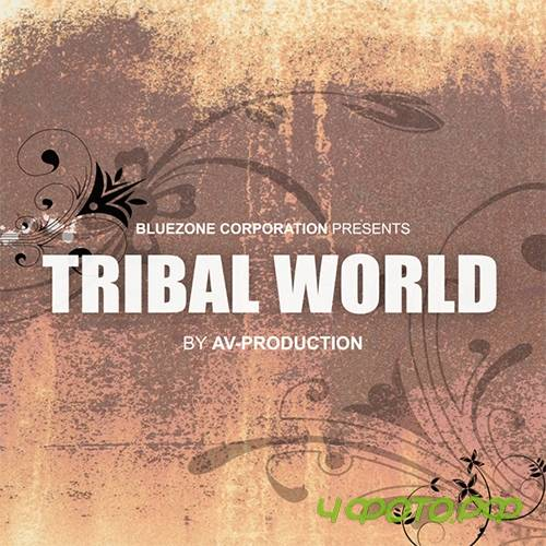 Sound libraries: Tribal World