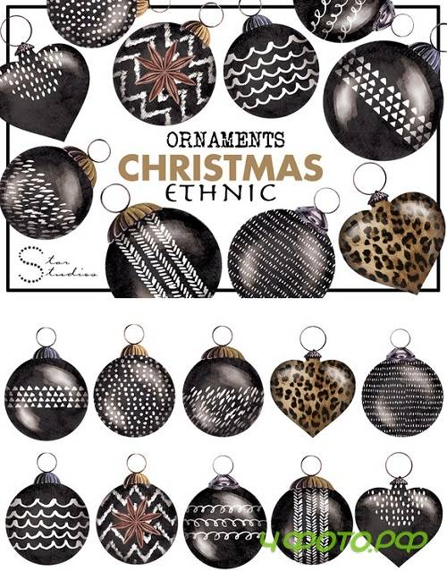 Christmas Ethnic Pack - 995669