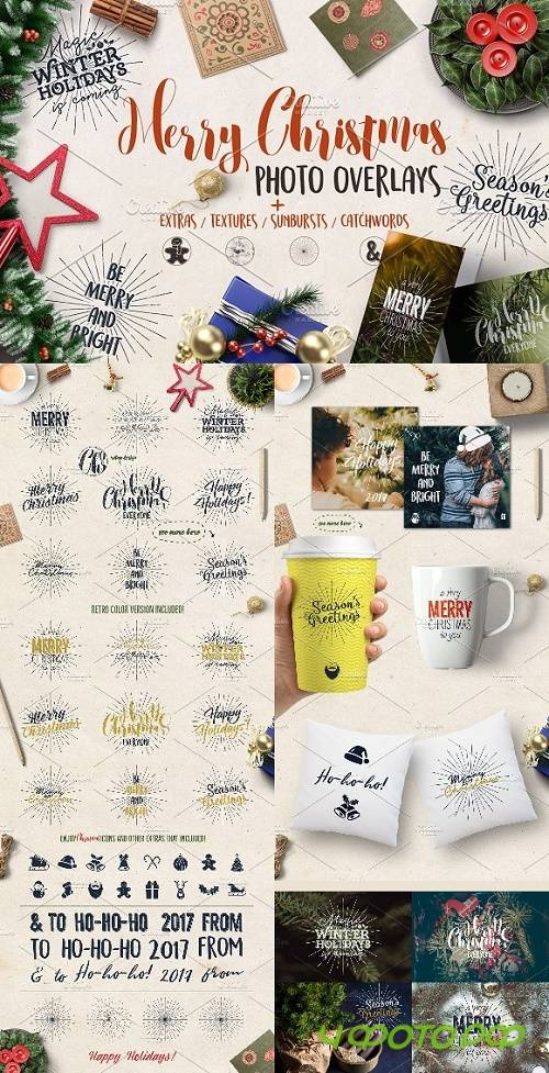 Christmas Overlays & Extras - 958641