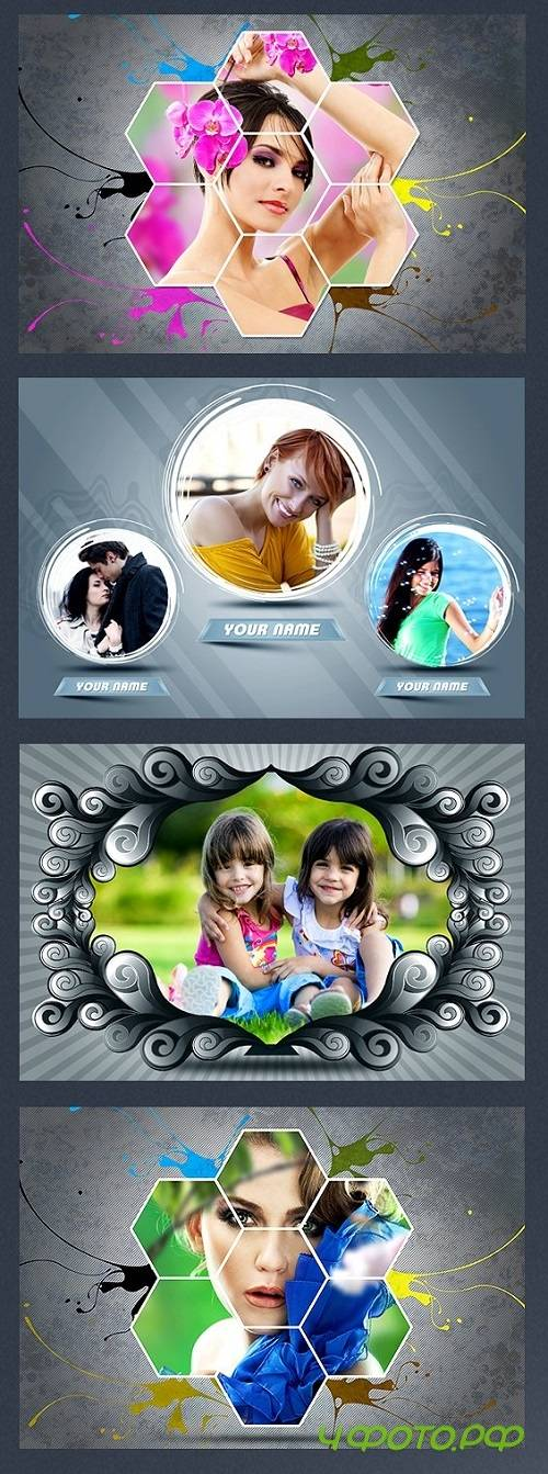 Photo Frame Templates 1196160