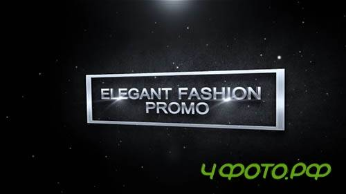 After Effects template - Dark Fashion Promo