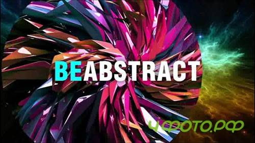After Effects template - Abstract Boom
