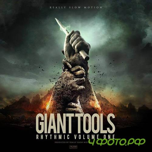 Really Slow Motion - (Giant Tools) Rhytmic Vol. 1