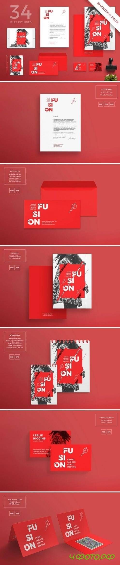 Branding Pack | Fusion 1613567
