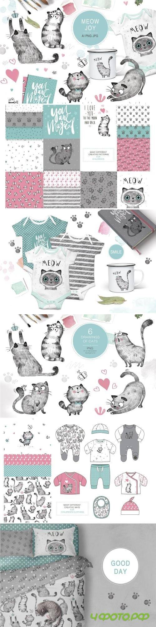 MEOW JOY (Graphic Pack) - 2316301