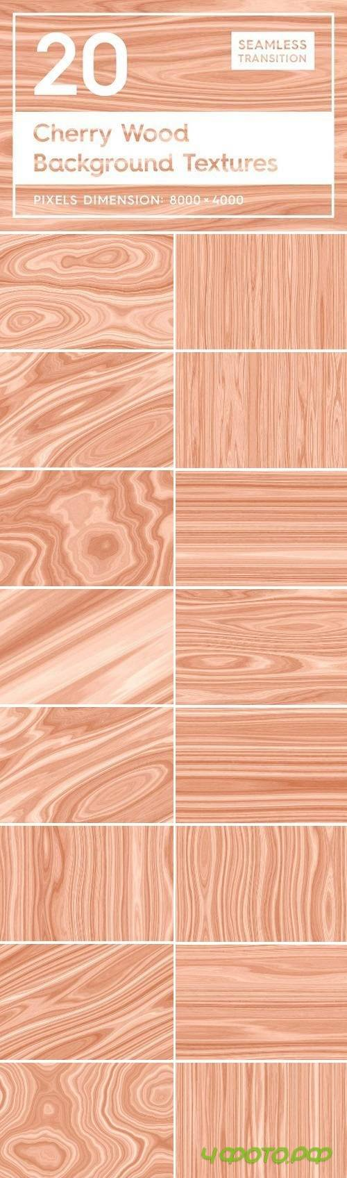 20 Cherry Wood Background Textures 2167059