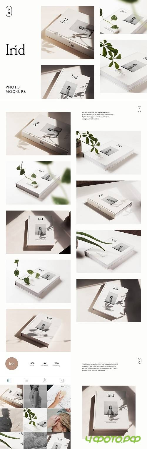 Irid – Publication Photo Mockups 2632535