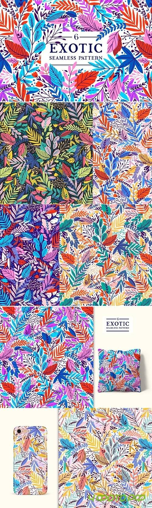 6 Exotic patterns - 2802629