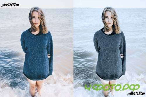 Neo Languid Blue Theme mobile lightroom presets - 245122