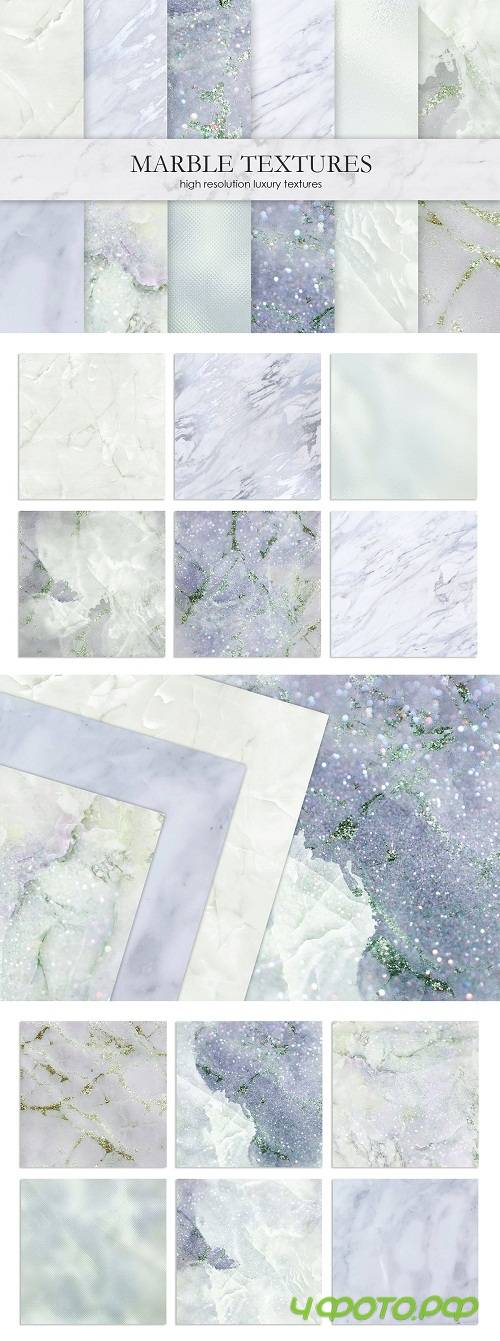 Marble and Watercolor Textures - 3315573
