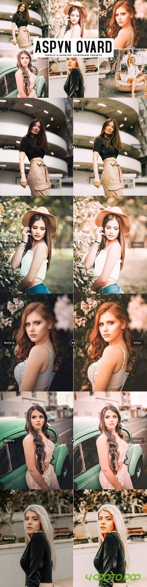 Aspyn Ovard Lightroom Presets - 4092043
