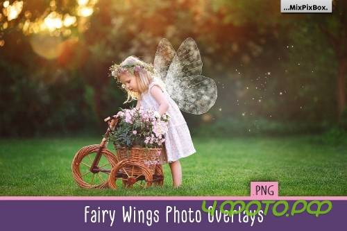 Fairy Wings Overlays - 4085787