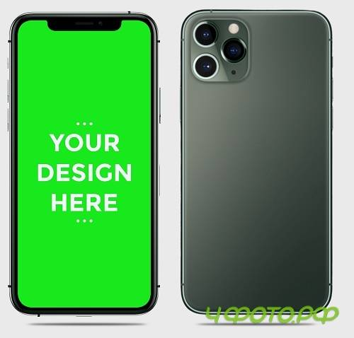 Smartphone Showcase Product Mockup