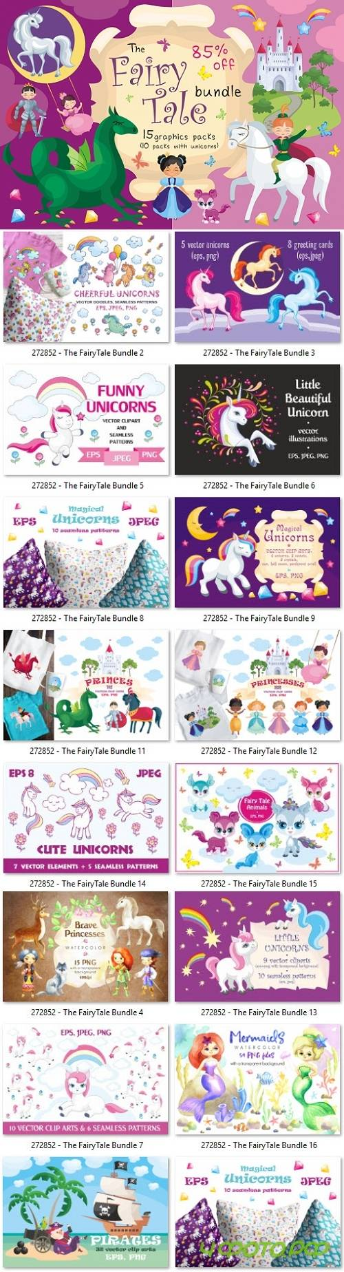 The FairyTale Bundle - 272852