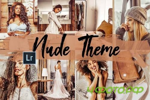 05 Nude Desktop Lightroom Presets and ACR preset - 410959
