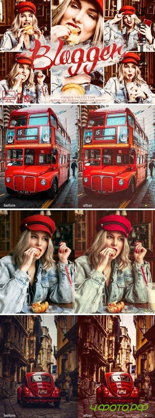 Blogger Mobile Lightroom Presets, Instagram desktop  - 521261