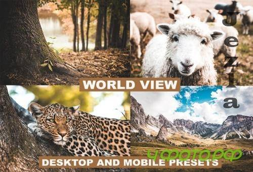 Lightroom Presets World View Premium
