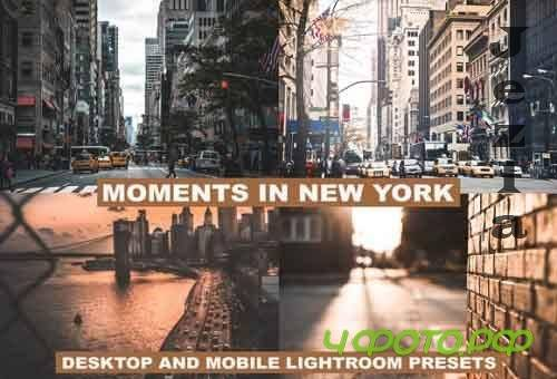 Lightroom Presets Moments in New York